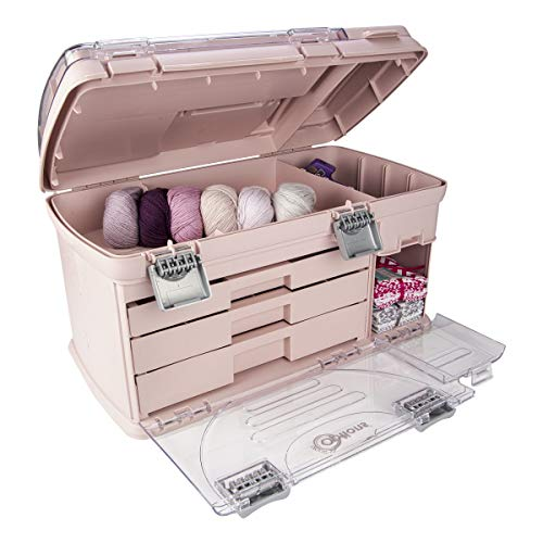 Large Three Drawer Organization System - with Two Small Utility Stows   Battery...
