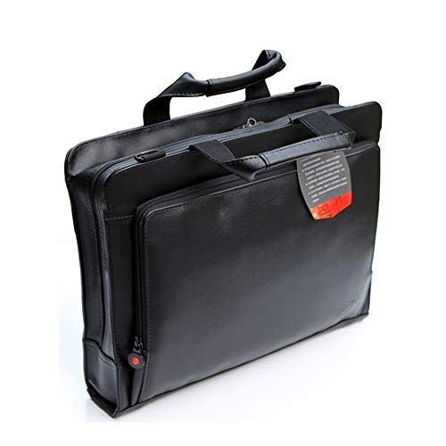 """Notebook Men Business Bag for Lenovo ThinkPad X260 X250 X240 X270 13 inch Laptop Shoulder Bags Leather Briefcase 30R5811 (13"""")"""