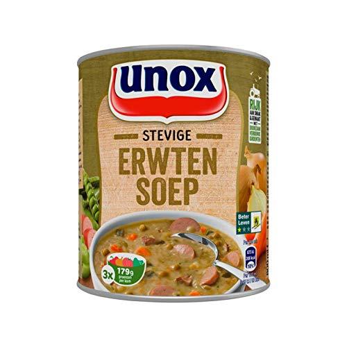Unox Erwtensoep - Holländischer Erbsensuppe - 800ml