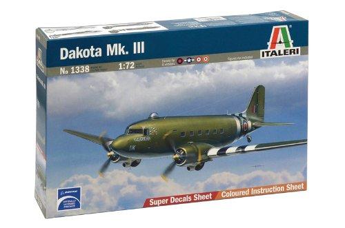 Italeri 510001338 - 1:72 Dakota Mk. III Model vliegtuig