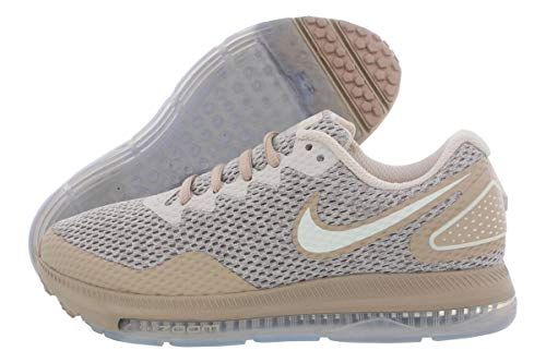 Nike W Zoom all out Low 2, Scarpe da Fitness Donna, Multicolore (Moon Particle/Sail-S 201), 38 EU