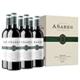 BODEGAS OLARRA, S.A. Añares - Vino Tinto Crianza, DOCa La Rioja, Vino de Gran Presencia, Pack de 6 botellas de 750 ml