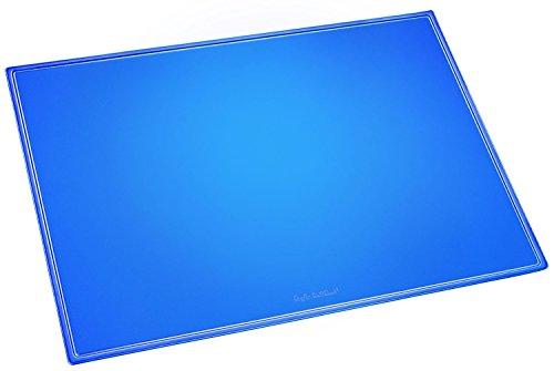 Läufer 32629 Durella doorschijnend bureau-onderlegger, 40 x 53 cm, transparant