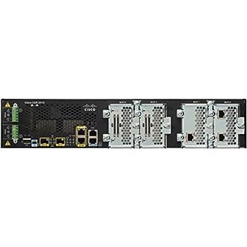 Cisco CGR2010 w/2GE 4 GRWI FD