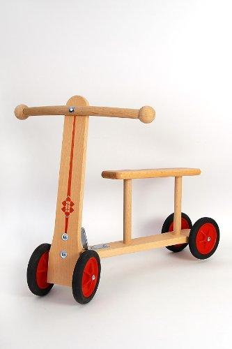 Wenzel 300 - Lauflernroller Holz