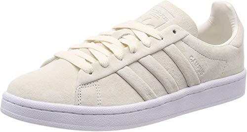 adidas Campus Stitch And Turn, Scarpe da Ginnastica Basse Uomo, Bianco (Chalk White/Chalk White/Footwear White), 47 1/3 EU