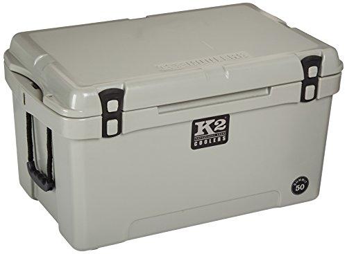 K2Coolers Cumbre 50Equipo Enfriador de Color Edition, Gris