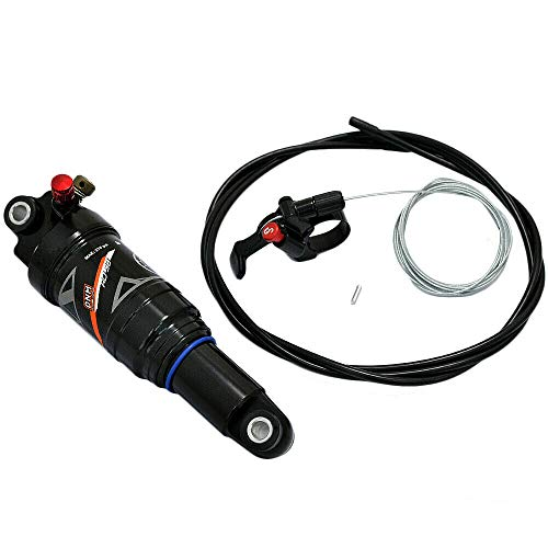 DNM AO-38RL Mountain Bike Air Rear Shock with Remote Control 165 x 35mm, ST1942