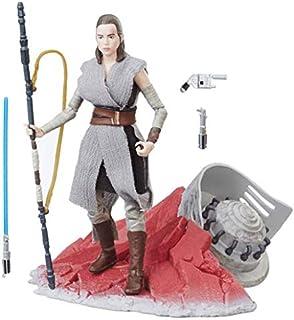 Star Wars The Black Series 6 inch Action Figure - Rey (Jedi