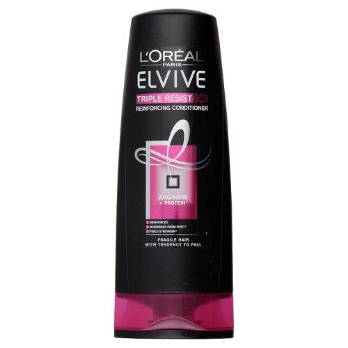 L'Oreal Elvive Triple Resist Après-shampoing 250 ml