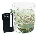 Starbucks 50th Anniversary Glass Sirens Tail Mug, 12oz