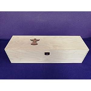 Aufbewahrung für Kerzen – Geschenkverpackung – Aufbewahrungsbox aus Holz- Box – Kerzenkarton – Karton mit Schaumstoff…