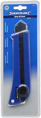 Silverline 445373 25 mm breekmes 25 mm