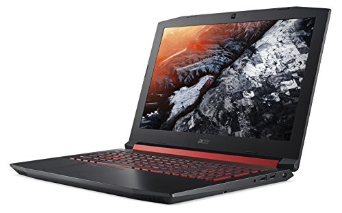 Acer Nitro 5 Gaming Laptop, Intel Core i5-7300HQ, GeForce GTX 1050 Ti, 15.6 Full HD, 8GB DDR4, 256GB SSD, AN515-51-55WL