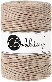 Bobbiny Macrame Cords 5 mm - 100 m Wahl Sand