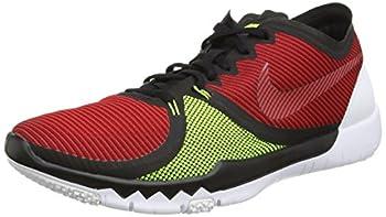Nike Free Trainer 3.0 V4 Running Shoes Sneaker EU Shoe Size 42 EU Color red