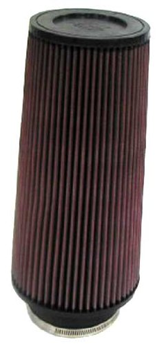 re-0860 K & N UNIVERSAL Clamp On Air Filter 10,2 cm flg, 15,2 cm od-b, 4–5/20,3 cm od-t, 30,5 cm H (Universal Air Filter)