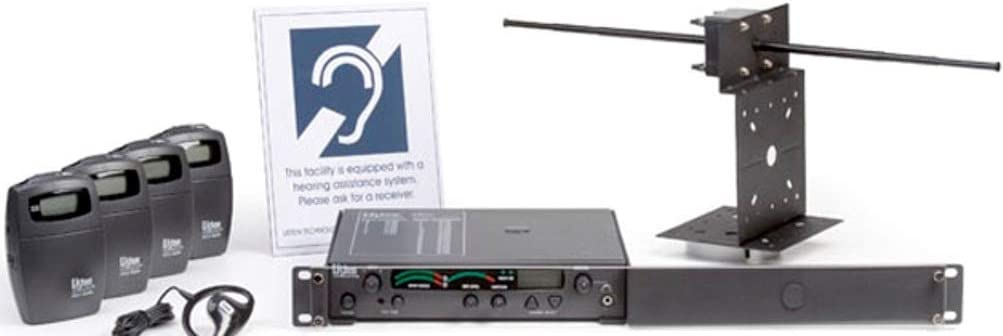Spring new work one after another Listen Technologies LS-03-072-01 Performance Philadelphia Mall RF MHz System 72