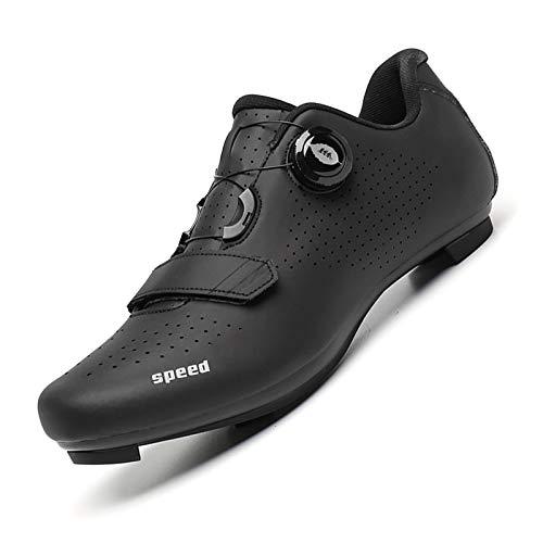 Prodkfe Fahrradschuhe Rennrad Mountainbike Sneaker SPD/SPD-SL Kompatibles Fahrrad Indoor Spin MTB Schuhe für Herren und Damen