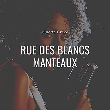 Rue des Blancs Manteaux