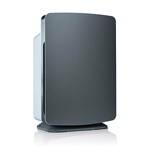 Alen BreatheSmart Classic Large Room Air Purifier Medical Grade Filtration H13 True HEPA for 1100 Sqft, 99.99% Airborne Particle Removal, Captures Allergens, Dust, Smoke, VOCs, in Graphite, Chemical