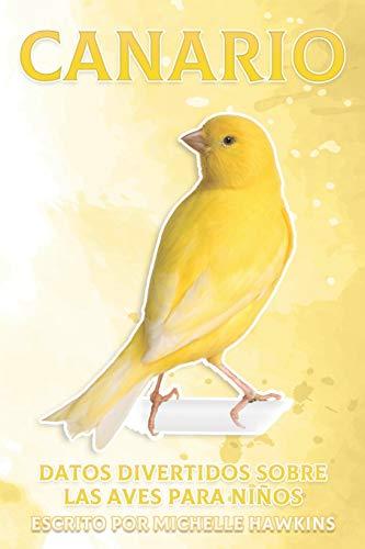 Canario: Datos divertidos sobre las aves para niños #13