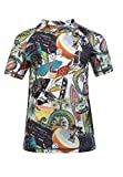 Protest Jungs Badeshirt Cline TD -