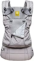 LÍLLÉbaby Complete All Seasons Six-Position Baby Carrier, Charcoal/Silver