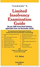 limited insolvency examination