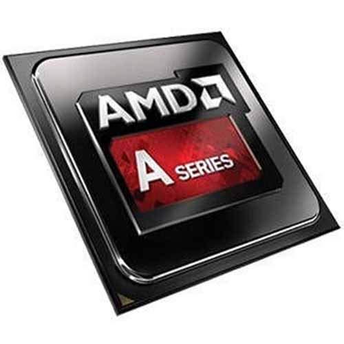 AMD A4-6300 Richland Dual-Core Prozessor (3,7 GHz Turbo) Sockel FM2 65 W Desktop Prozessor AMD Radeon HD 8370D AD6300OKA23HL CPU 904-pin
