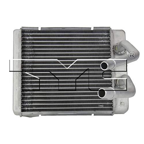 JP Auto HVAC Heater Core Compatible With Ford E-150 Econoline E-250 E-350 E-450 Super Duty E-550 1997 1998 1999 2000 2001 2002 2003 2004 Replacement