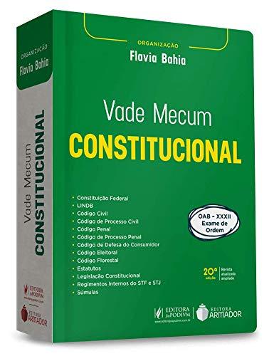 Vade Mecum Constitucional - 20ª Edição (2021)