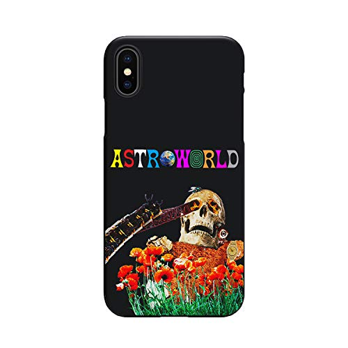 Travis Scott Phone Cases astroworld sicko Mode for iPhone X 6 7 8 Plus 5 5s 6s se for Apple Soft Silicone Black Cover