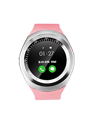 android smart watch text and call bluetooth