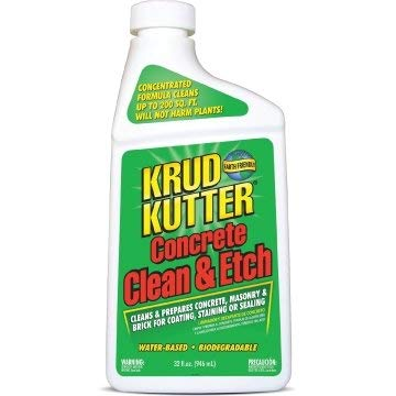 Krud Kutter-CE326 Krud Kutter 32 Oz Concrete Clean and Etch, Package of 6