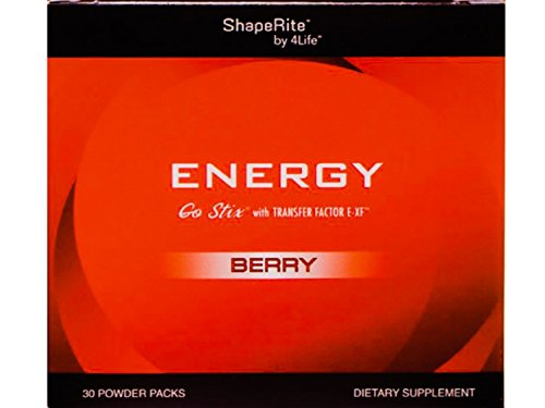 Energy Go Stix (30 packets) by 4Life [Health and Beauty] by 4life