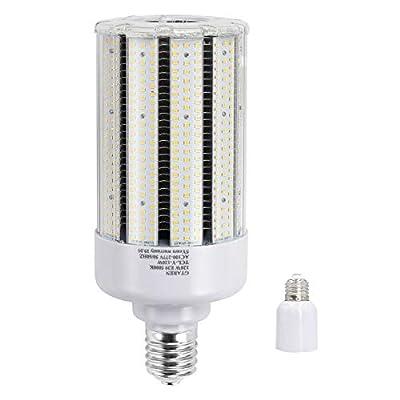 120W LED Corn Light Bulb,LED Replacement 500 Watt Metal Halide HPS Mercury Vapor CFL HID lamp,5000K E39 Mogul Base LED Corn lamp,for Large Area Lighting Warehouse Parking lot Canopy shoebox Bay Light