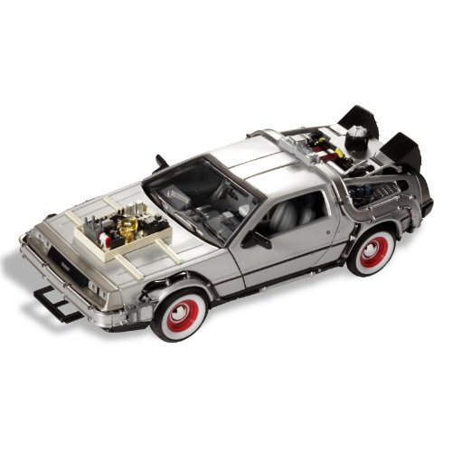 Elbenwald Delorean Back to The Future III, 0, Modellauto, Fertigmodell, Welly 1:24