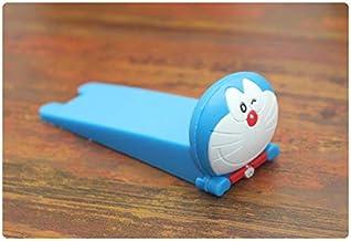 PPuujia Baby veiligheidsbeschermer schattige cartoon siliconen figuur deurstopper wig deur jam catcher blok guard home off...