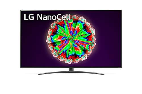 LG 65NANO816NA TELEVISOR 4K, Negro