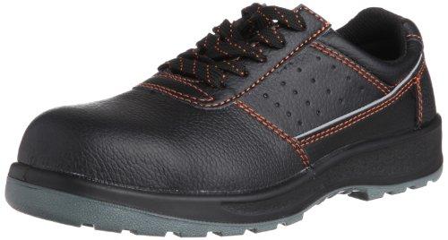 [ミドリ安全] 安全作業靴 JSAA認定 プロスニーカー DSF01 メンズ ブラック 27.0(27cm)