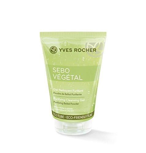 Yves Rocher SEBO Vegetal Gel limpiador