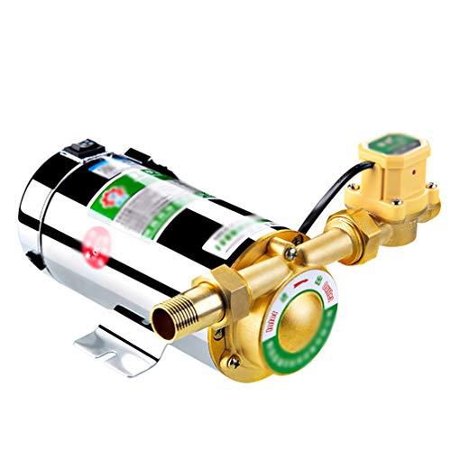 Bomba Refuerzo PresióN AutomáTica Hogar 220V, Calentador Agua Gas Bombas Agua Solares Bombas Refuerzo Agua, Bomba Agua 100 W