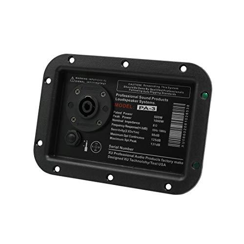sourcingmap DC 250V 500W 3 voies Filtres Crossover Multi Speaker diviseur fréquence audio 8Ohm
