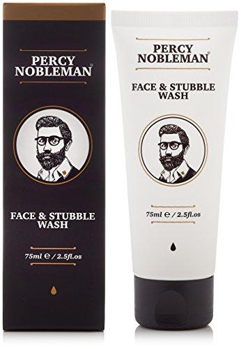 Limpiador facial y de barba incipiente...