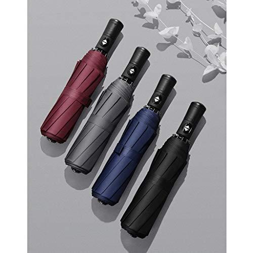 Paraplu Winddicht UV-bestendig I Compacte opvouwbare paraplu I Waterafstotend, klein, licht I Stabiele paraplu met volautomatisch open tot automatisch