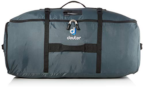 Deuter Transporttasche Cargo Bag EXP Sac de Transport Mixte, Granite, 90 + 30 L