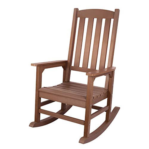 big and tall rocking chair