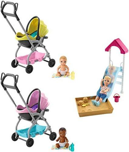 Power&Handel Mattel FXG94 Barbie® Skipper Babysitters Inc. Storytelling Pack
