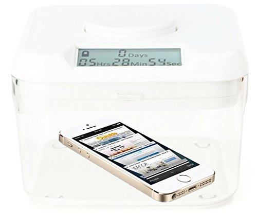 kSafe Mini: Zeitverriegelung für Handys – 5,1 cm hoch.